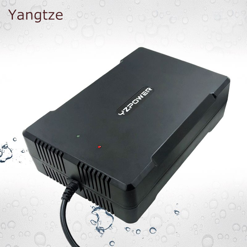 Waterproof 50.4V 6A 5A 4A Lithium Battery Charger For 44.4V Li-Ion Polymer Scooter E-Bike Ebike With Ce Rohs
