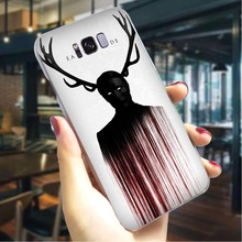 Hannibal eat the rude Hard Case for SamsungGalaxy A3 2015 Slim Phone Cover for Samsung Galaxy A40 A50 A70 A3 A5 Cases Back cute panda hard cover for samsung galaxy a3 2016 print phone case for samsung galaxy a30 a40 a50 a70 a3 back shell