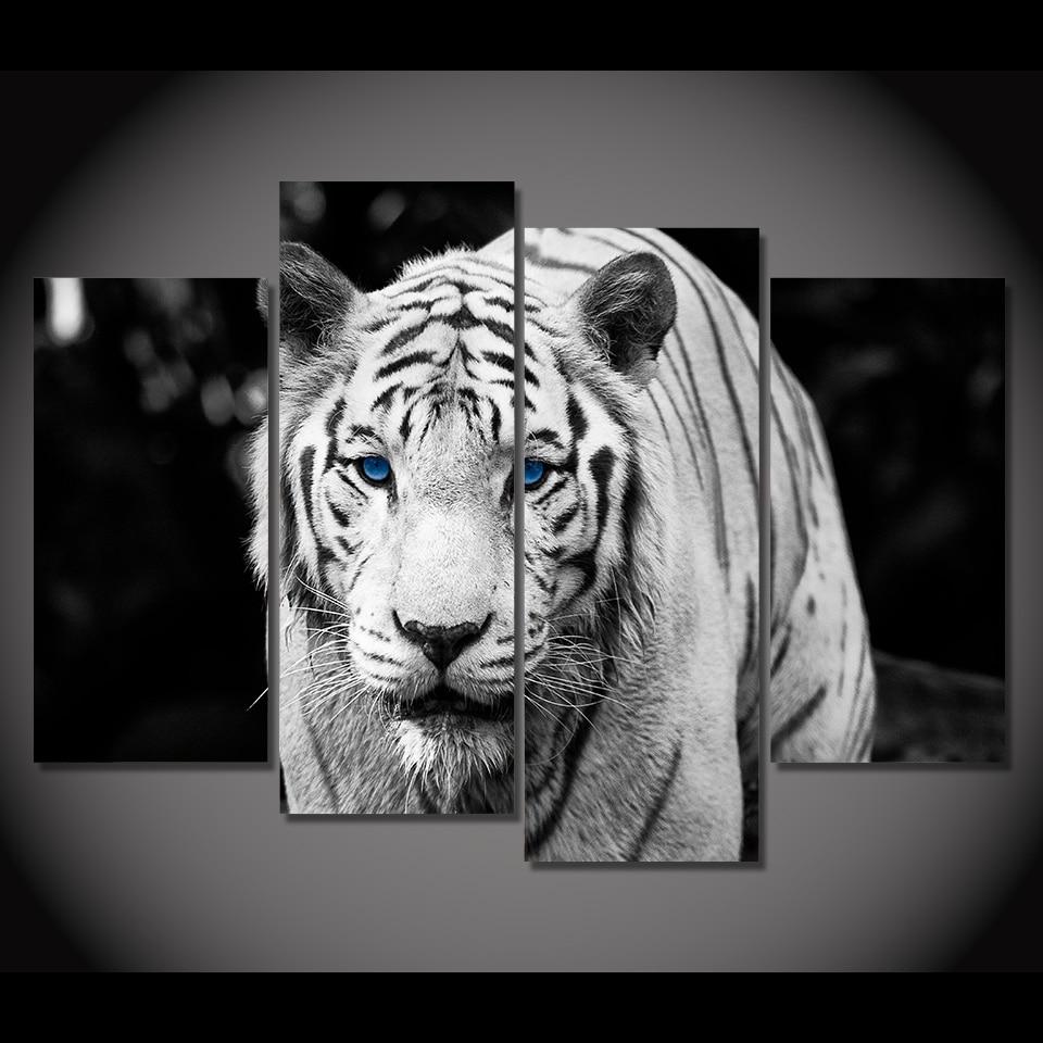 Hoge Kwaliteit Groothandel tijger ogen canvas van Chinese tijger ...