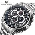 Watches Men Luxury Brand Sport Watch Dive 30m Military Watches Multifunction Quartz Wristwatch PAGANI DESIGN 0005 reloj hombre