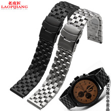 Stainless Steel watchband fit fossil watch chain SSC081 22 2