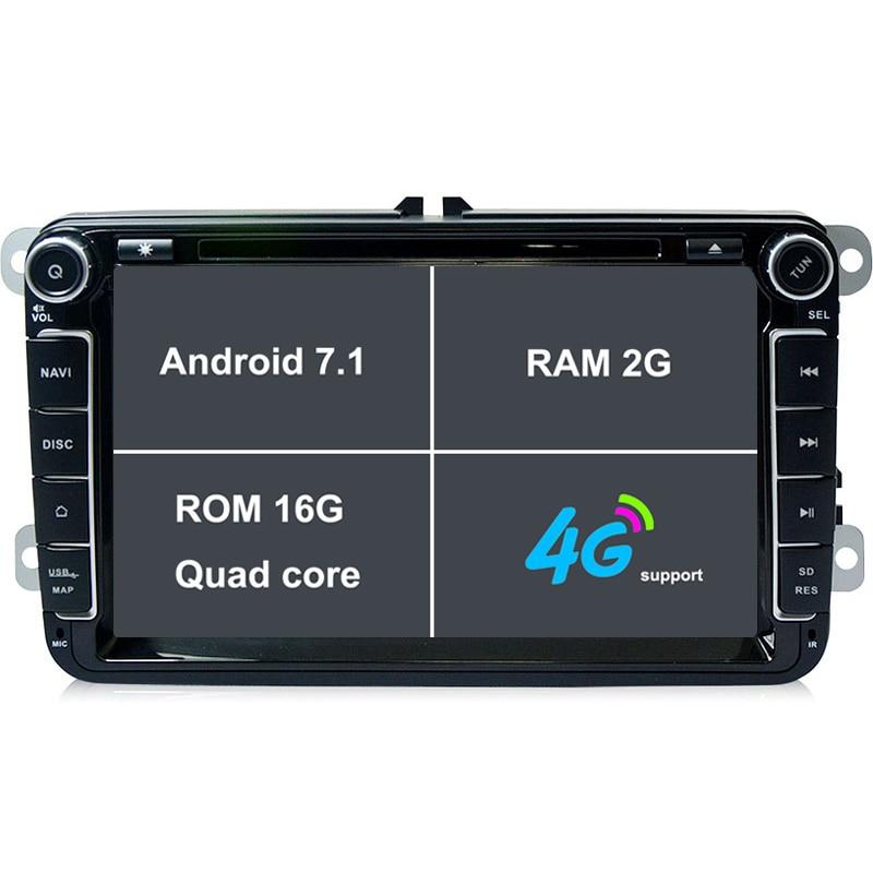 2G RAM Android 7 1 font b Car b font font b Radio b font DVD