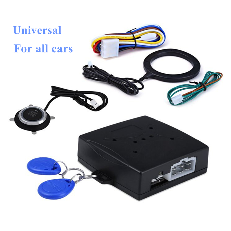Кнопка запуска автомобиля кнопка запуска двигателя кнопка запуска сигнализация RFID замок Keyless система двери Soir drukknop тактильные кнопки автом...