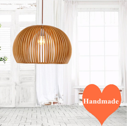 Modern classical rural style wood art Pendant Lights Handmade indoor ply-wood chips E27 LED lamp for stairs&corridor BT206-220 high quality anime bungou stray dogs men travel bags canvas fashion women shoulder messenger sling bags bolsa feminina