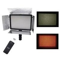 Mcoplus LED 420B CRI95 bi color 2300LM 3200 K 7500 K 2 4G Control inalámbrico Video LED luz para canon Nikon Sony Pentax DSLR Cámara|light for canon|video led light|led video light -