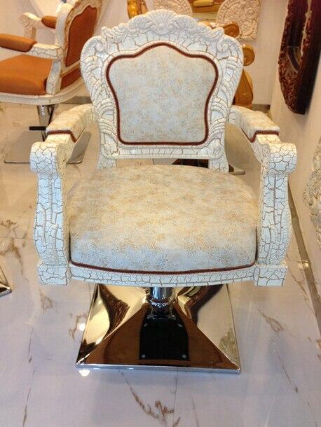 Купить с кэшбэком European hairdressing chair. Haircut chair. Upscale hairdressing chair