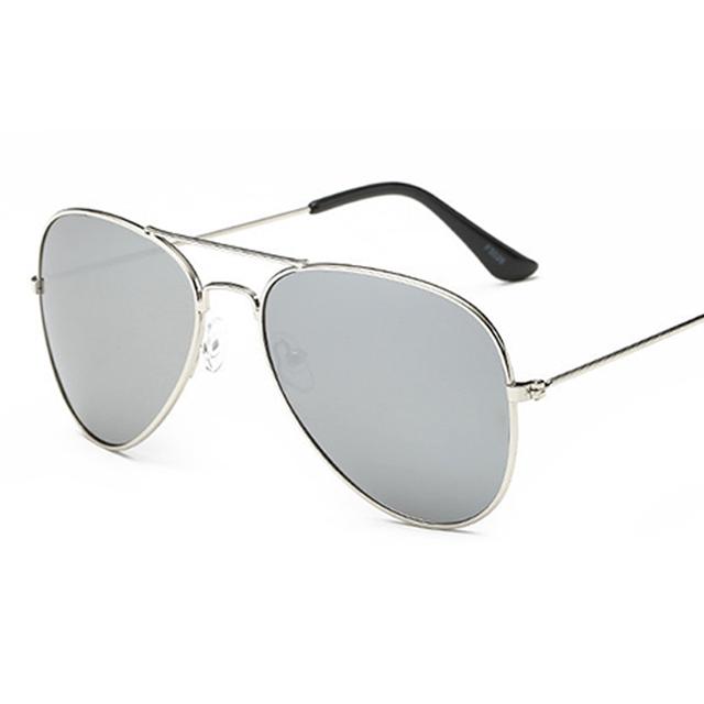 Sunglasses 2017 Classic Rimless Mirror