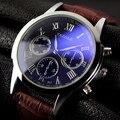 2016 Nuevos Mens Relojes de Primeras Marcas de Lujo de Cuarzo Reloj Luminoso Relojes de Los Hombres Reloj de Pulsera de Cuarzo-reloj orologio uomo