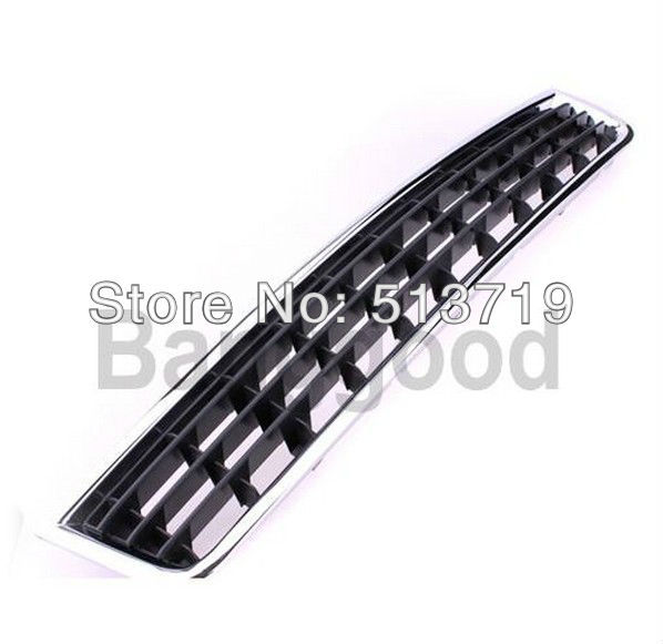 Dongzhen High Quality Front Bumper Auto Spare Parts Center Lower Grille Grills For Audi A4 2002 2005