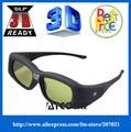 Boa qualidade! 3d óculos Ativos DLP Link Óculos 3D Do Obturador Ativo para Todos DLP Link 3D Projetores