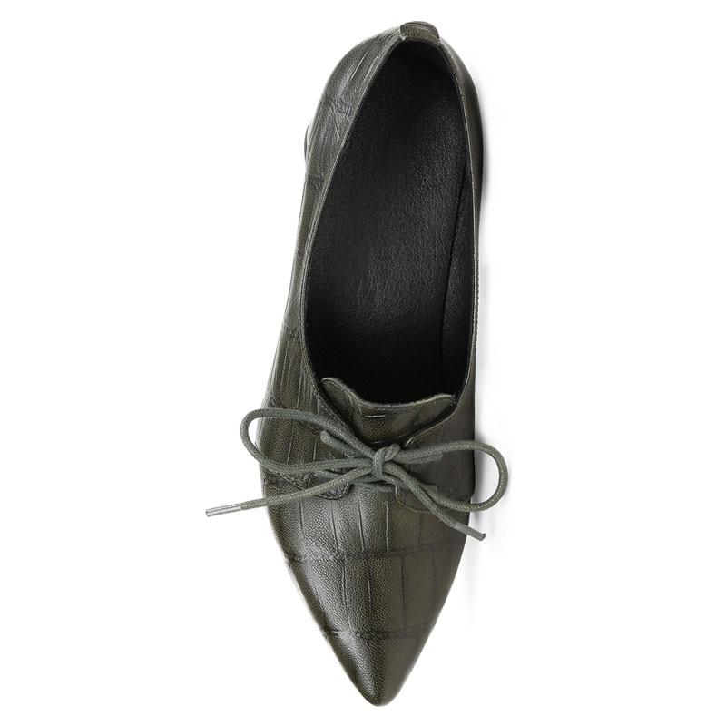 Black Mujeres Cómodo Auténtico Cuero Punta Fanyuan Mujer Hasta Negro Bombas Cuadrado Tacón Moda molv Encaje Zapatos Cruzada qXTZwwxEd