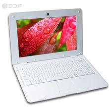 BDF 10.1 Inch Notebook laptop Computer 1GB+8GB Quad Core Android 6.0 Wi-fi Mini