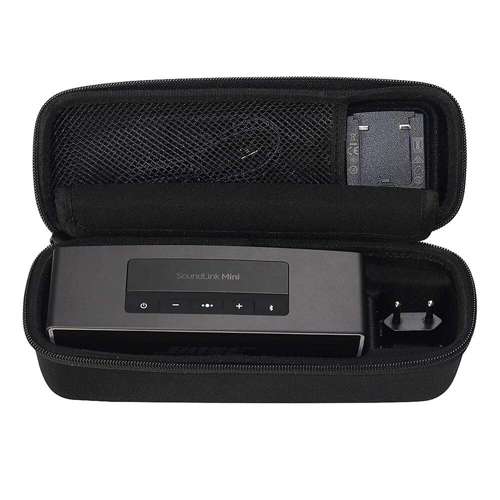para Bose Disco de Viagem Falante sem Fio 2019 Novo Eva Carrying Case Capa Soundlink Mini I e ii & Soundlink Mini 1 e 2 Bluetooth