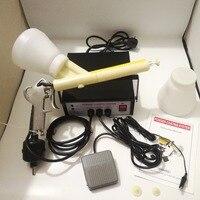 New version Portable Powder Coating system paint Gun PC03 5