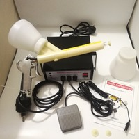 New version Portable Powder Coating system paint Gun PC03 5 110V/220V