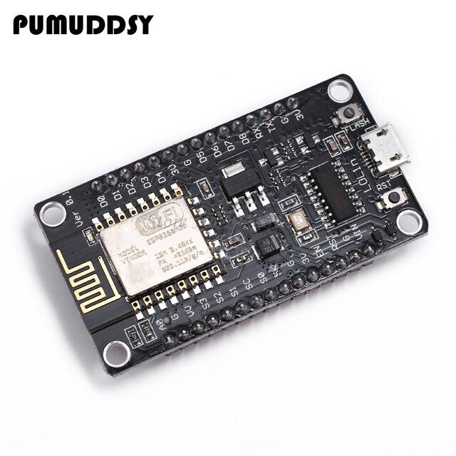 ESP8266 CH340G CH340 G NodeMcu V3 Lua Wireless WIFI Module Connector Development Board Based ESP-12E USB Repalce CP2102