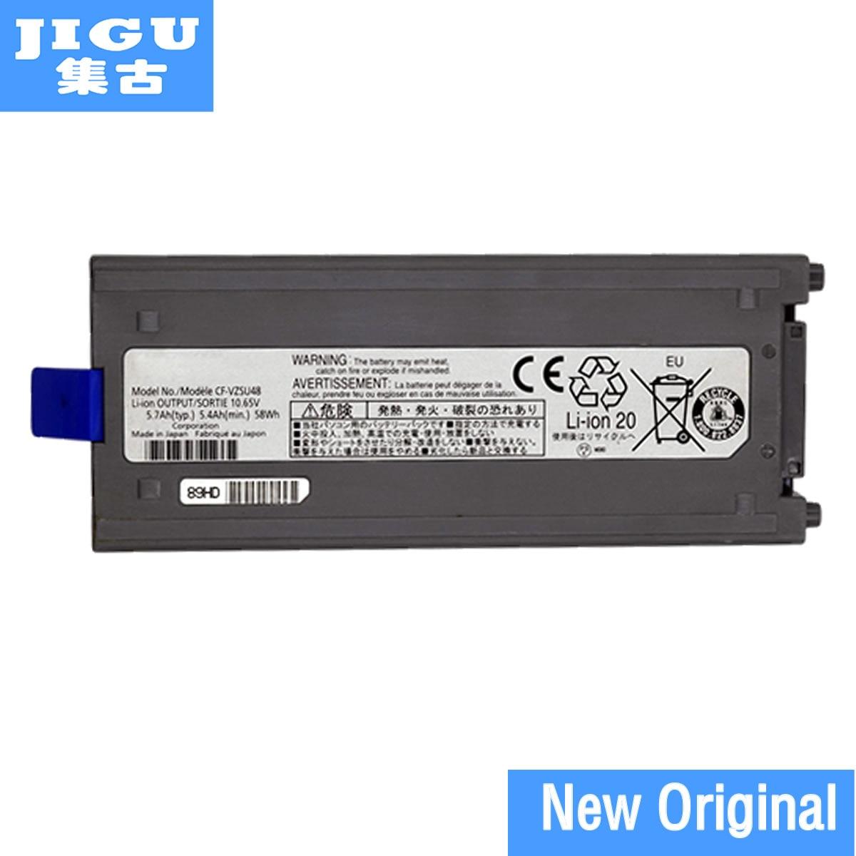 JIGU CF-VZSU28 CF-VZSU48U CF-VZSU50 Original Laptop Battery For Panasonic CF-19 CF-19EHG68TE CF19 For Toughbook CF19