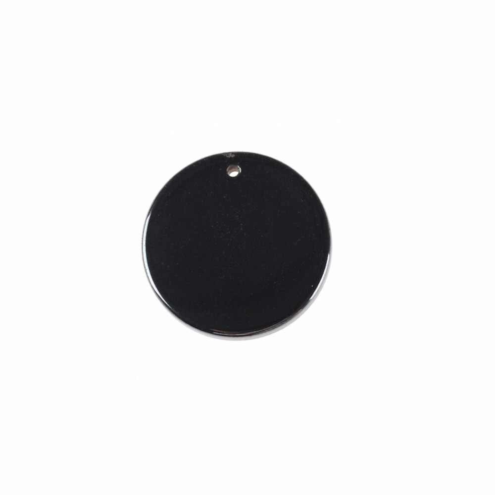 Tự nhiên hematite thô màu đen sư tử hình dạng mặt dây chuyền 25*25mm hematite bead đồ trang sức TỰ LÀM vòng cổ trang sức phụ kiện unisex