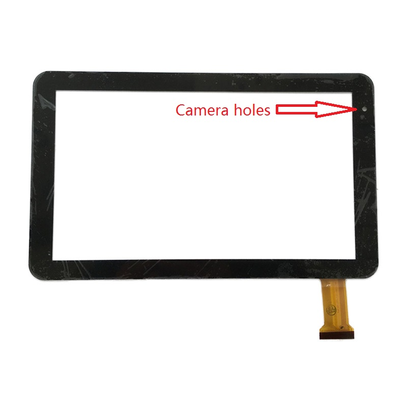 New 10.1 inch Touch Screen Digitizer Glass For POLAROID MID1047 tablet PC Free shipping new 7 inch touch screen digitizer for for acer iconia tab a110 tablet pc free shipping