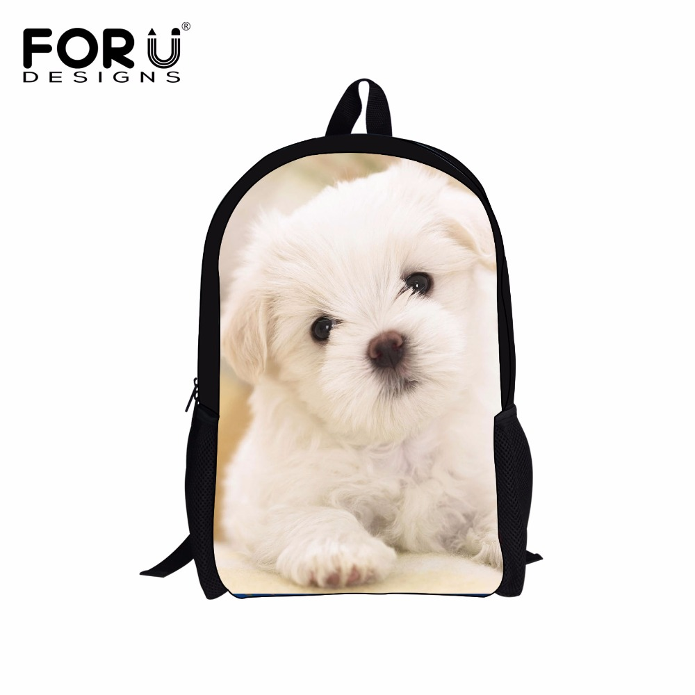 Compare Prices on Pug School Backpack- Online Shopping/Buy Low ...