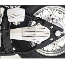 Хромированная мотоциклетная ведущая крышка вала мотокросса для Yamaha V-Star 650 1998-2012 V-Star 1100 1999-2009 классический и мотоцикл на заказ