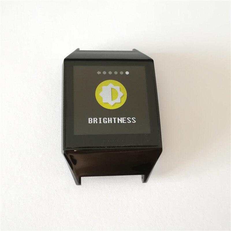 W1 Smart Bracelet Blood Pressure Measurement Color Screen Fitness Tracker Watch Waterproof IP68 Heart Rate Monitor GPS Tracker 46