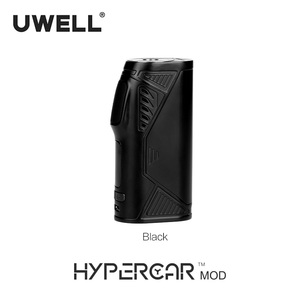 Image 5 - UWELL Hypercar Mod 80W TC Box Mod Electronic Cigarette Compatible with Whirl Tank Atomizer