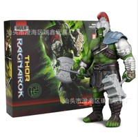 NEW hot 30cm Avengers Infinity War Thor Ragnarok hulk gladiator collectors action figure toys Christmas gift doll with box