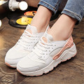 Fashion Women Casual Shoes Trainers Air Mesh Grils Wedges Canvas Shoes Woman Tenis Feminino Zapatos Mujer No Logo