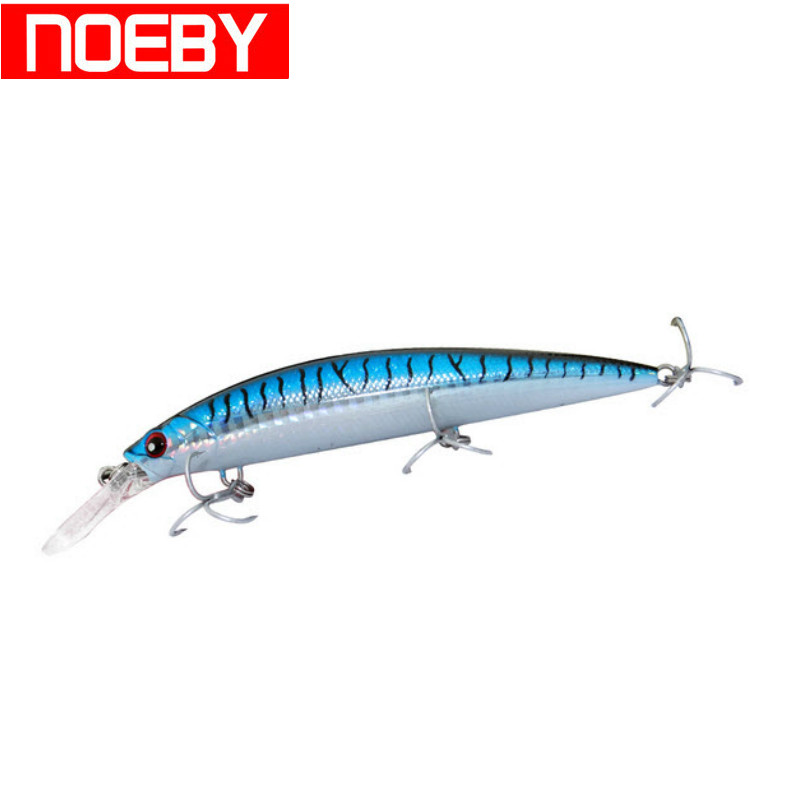NOEBY NBL9447 Minnow Fishing Lure 8cm 24.5g Plastic Wobbler Hard Bait Sinking 0.3-1.0m Isca Artificial Pesca Carp Fishing Tackle wifreo 30pcs bag soft fake floating tiger nut bait pop ups scorpion carp rig pop up rig big carp fishing tackle s m