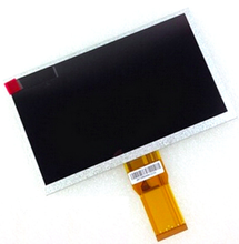 New LCD Display Matrix For 7″ Tablet XYXI070-50PNL-009 163*97mm 1024*600 LCD screen panel Glass Replacement Free Shipping