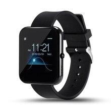 2017 moda lf09 smart watch muñeca bluetooth smartwatch podómetro sincronización mensaje mtk2502 para android ios teléfono llamada telefónica