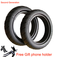 2 Pcs Scooter Tire Vacuum Solid Tyre 8 1 2X2 For Xiaomi Mijia M365 Electric Skateboard