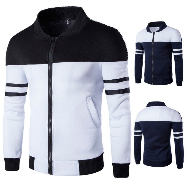 Aliexpress.com : Buy Lancearss 2017 Winter Baseball Jacket Men ...