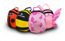 Baby anti-lost backpack leash for child child safety harness leash child backpack reins andador para bebe aprender andar