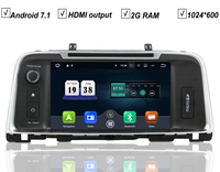 8'' Car Android 7.1 DVD GPS Player for KIA K5 2015 KIA Optima 2015 Radio BT HDMI DAB+ 2G RAM Mirror Link Wifi/4G 1024*600 OBD SD