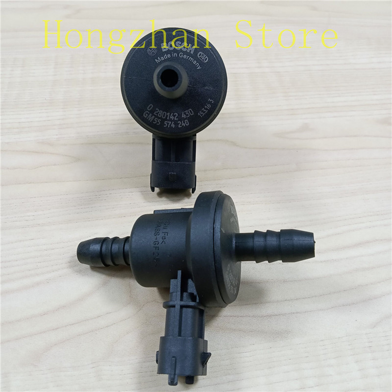 Carbon canister control valve  For Chevrolet cruze ORLANDO Vacuum solenoid valve Exhaust gas return 55574240 55353802 0280142430 valve exhaust valve control valve return - title=