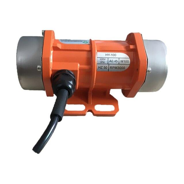 15 W/20 W תעשיית מיני רטט מנועים HY 0.1A 30W 110V 220V 380V 1PH 3PH RPM3000
