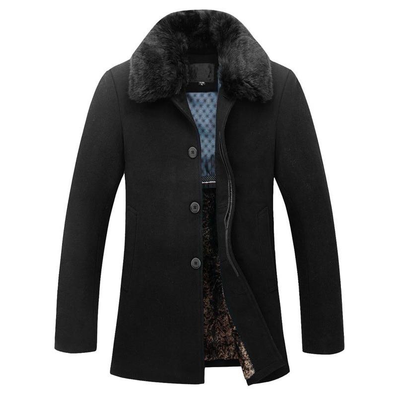 Popular Pea Coat Men Slim-Buy Cheap Pea Coat Men Slim lots from ...