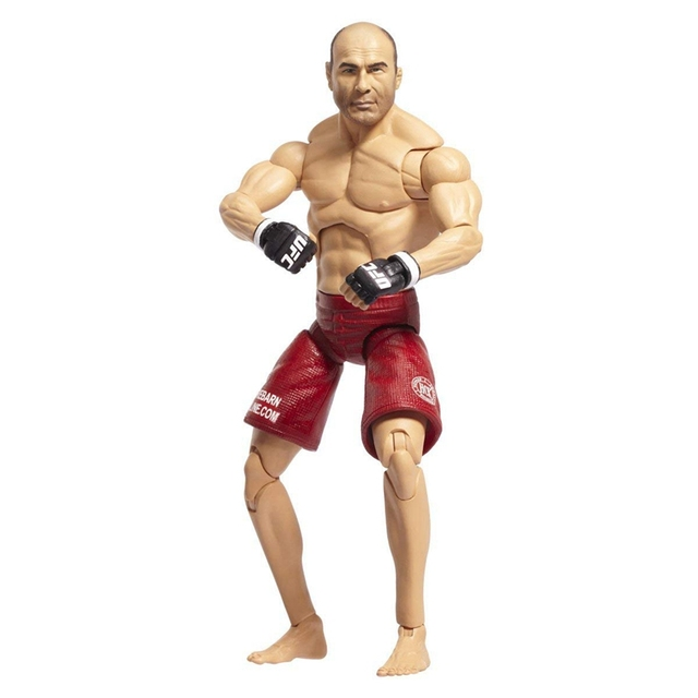 Wrestling Wrestler Randy Couture UFC Action Figure Toy Doll Collection Model Gift