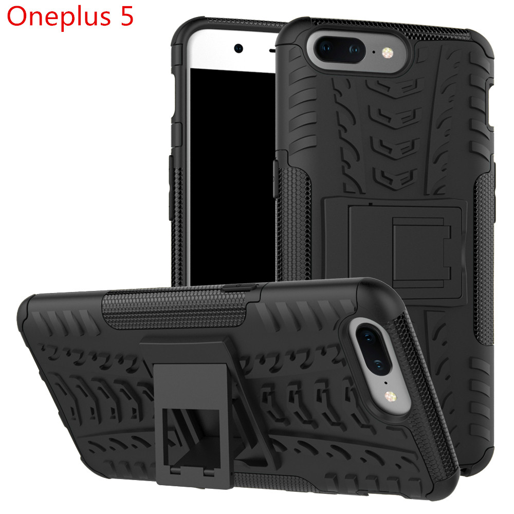 Oneplus 5 Hybrid TPU Armor Silicone Rubber Hard Case oneplus 5 Hard Back Cover Impact Case for Oneplus 5 A5000 Oneplus5