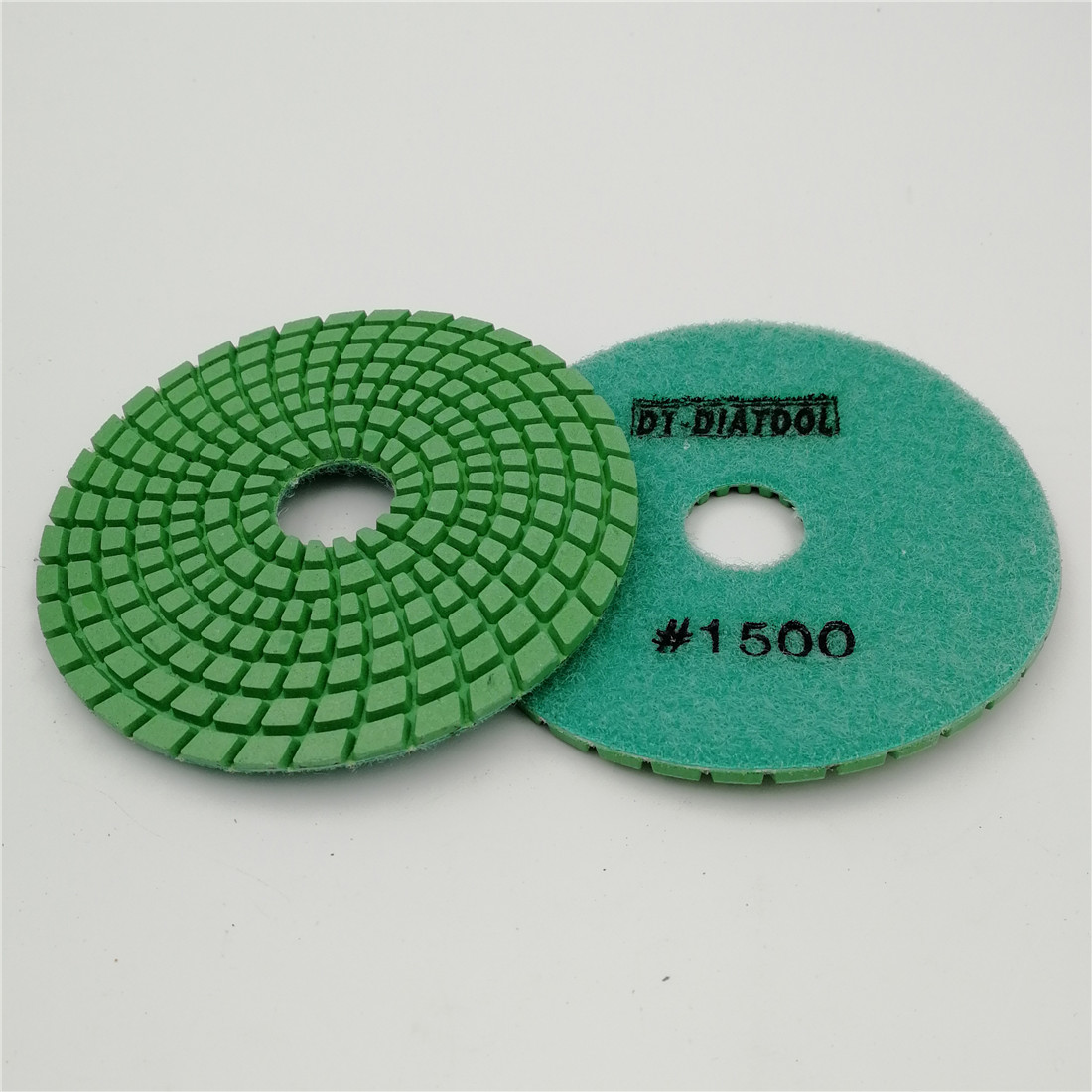 Discos de Resina Suavização de Diâmetro Milímetros de Moagem Dt-diatool Unidades Terrazzo Polimento Disco 1500 Lixar Durável 100 Discos 10 4