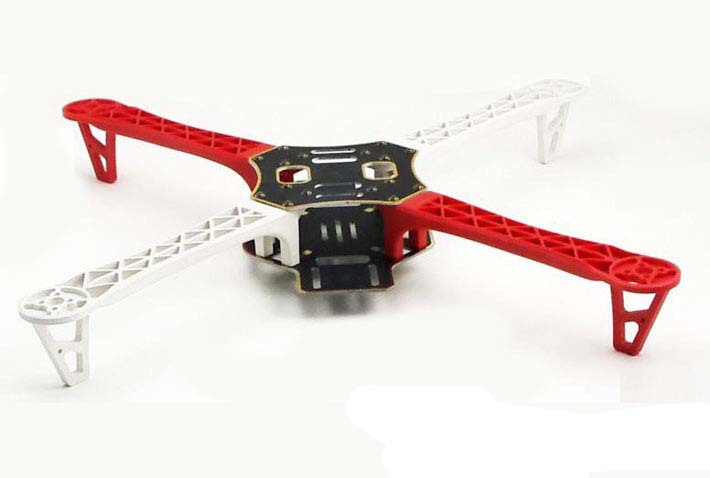 f450 v2 kit frame quadcopter multirotor aircraft nyloncomposite pcb board dji six axis frame kit free shipping in rc airplanes from toys hobbies on - Dji F450 Frame