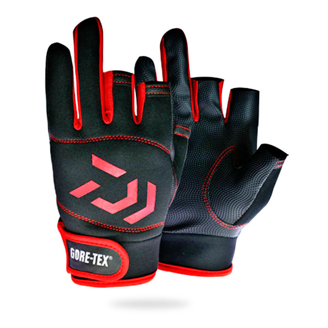 Daiwa Fishing Glove Breathable Fishing Gloves Water proof Sports Gloves Fishing Eldiven Glove For Outdoor Fishing Wear