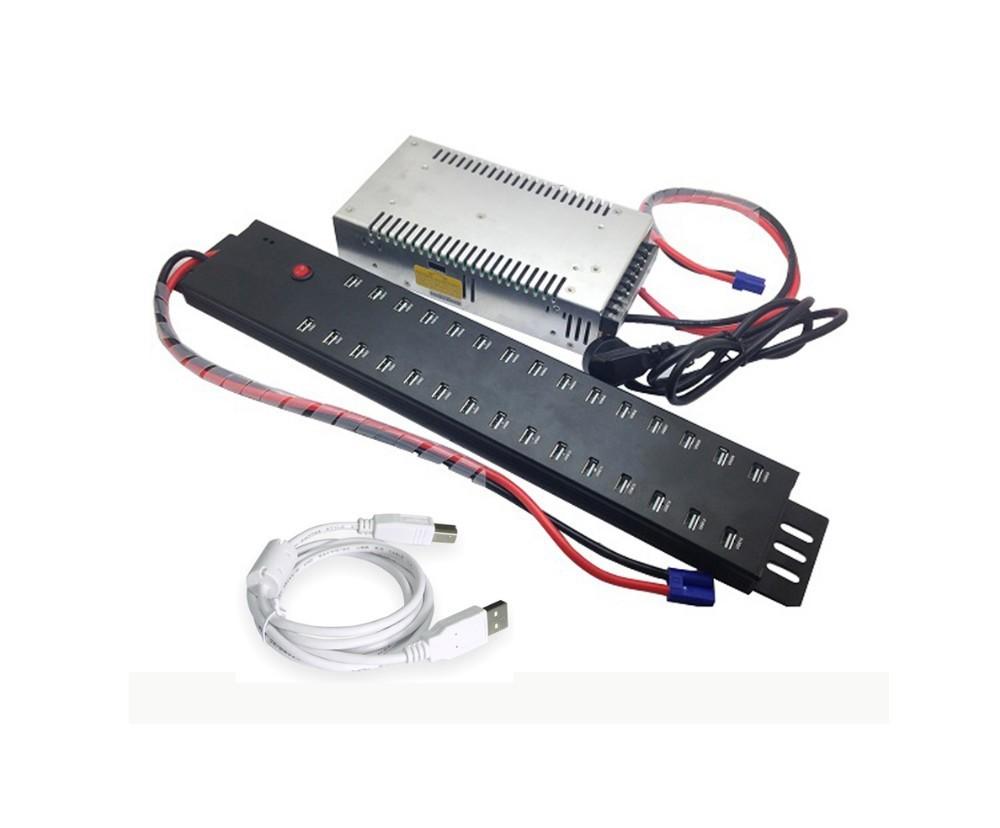 sipolar 30 ports USB charging HUB