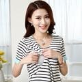 New Arrive Summer Free Size Fringe Cotton Maternity Dress Pregnant Women Nursing Dress Fashion Long Skirts GH004