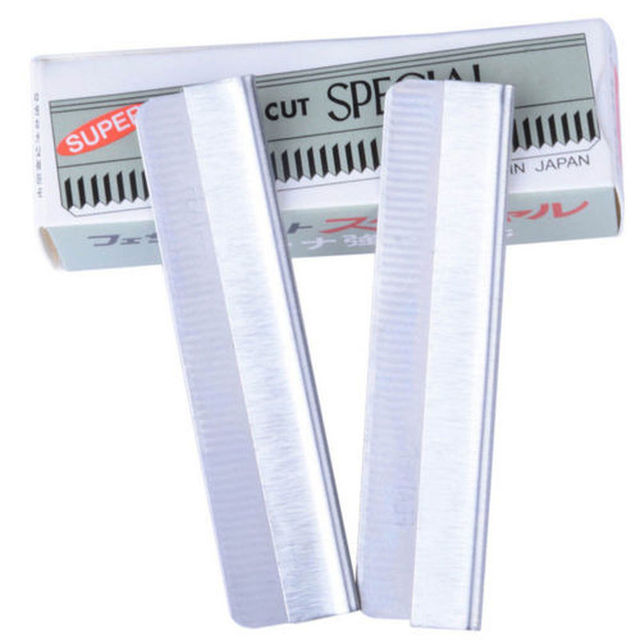 10pcs/box Razor Tinkle Eyebrow Trimmer Mini Epilator Facial Hair Remover Makeup Knife Shaper Shaver 1