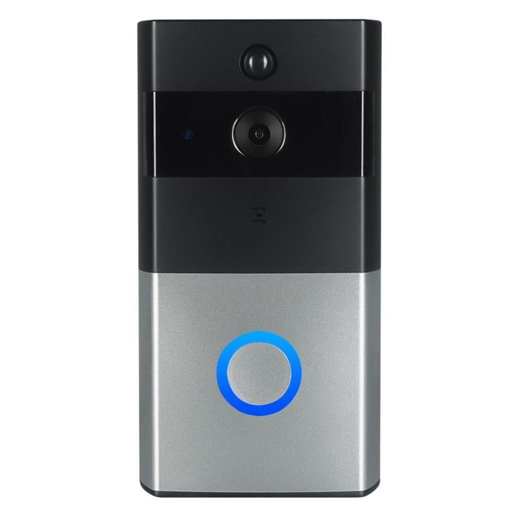 Wireless Vision Doorbell Phone PIR WIFI 1.0MP HD Camera Night 720P IP Battery Power IR Motion Detection Alarm Waterproof