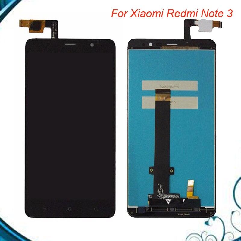 Для Xiaomi Redmi Note 3 ЖК сенсорный экран дисплей Замена сенсорный экран панель сборка для Redmi Note 3 + Бесплатная доставка|Экраны для мобильных телефонов|   | АлиЭкспресс