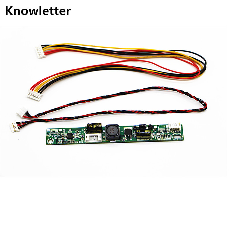 Single 6P 6 Pins 1.25mm Pin Pitch LED Matrix Display Driver Inverter Board For LTM230HT05  LTM200KT07 Panel